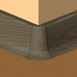 Set 4 buc piese de colt exterior plinta PBC605.162