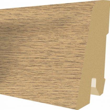 Plinta MDF Egger 60x17 mm culoare Stejar La Mancha
