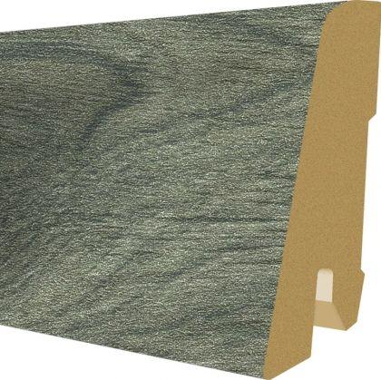 Plinta MDF Egger 60x17 mm culoare Stejar Northland gri
