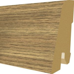 Plinta MDF Egger 60x17 mm culoare Stejar Valley