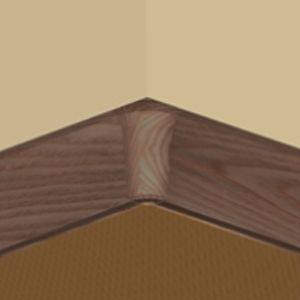 Set 4 buc piese de colt interior plinta PBC505