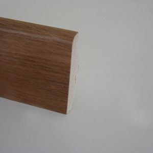 Plinta din lemn 19x58x2500 mm Karelia Oak Laquered
