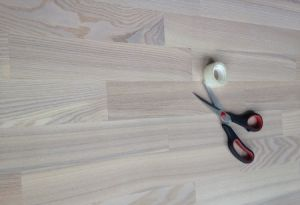Parchet triplustratificat cu 3 lamele Polarwood Stejar Living Alb Matt lacuit - 3,41 MP