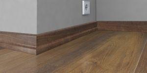 Plinta lemn 22x60x2400 mm Karelia Oak Estrella