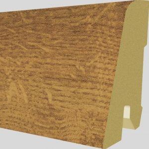 Plinta MDF Egger 60x17 mm culoare Stejar Hunton Inchis